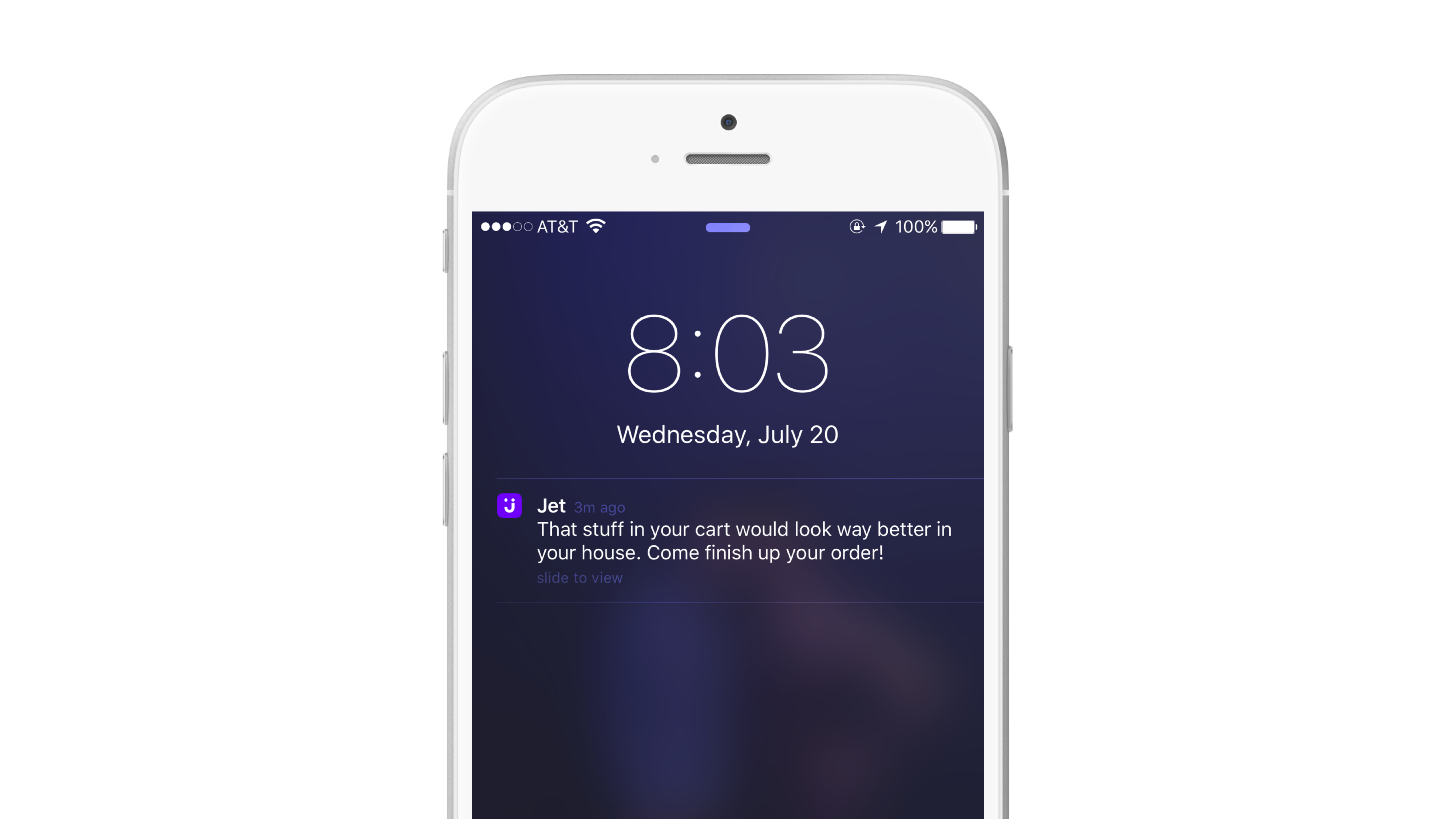 Jet Push Notifications, how to increase mobile app revenue