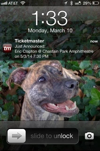 Ticketmaster push notification, how to increase mobile app revenue