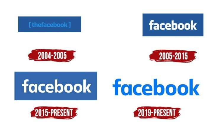 graphic design guide for small business, Facebook logo changes