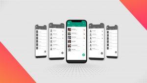 How to make a messaging app like WhatsApp, User registration on WhatsApp