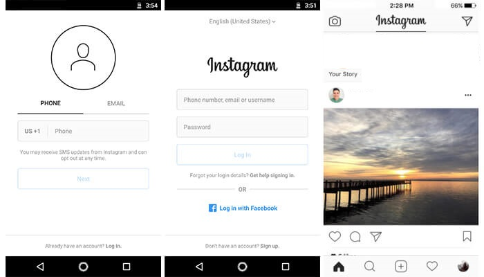 Instagram_SignUp, how to increase app engagement and user retention