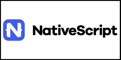 NativeScript, NativeScript Logo, mobile app development tools, app development tools