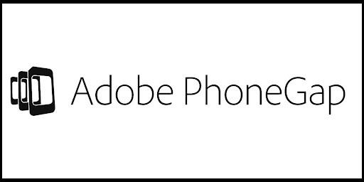 Adobe PhoneGap, Adobe PhoneGap logo, mobile app development tools, app development tools