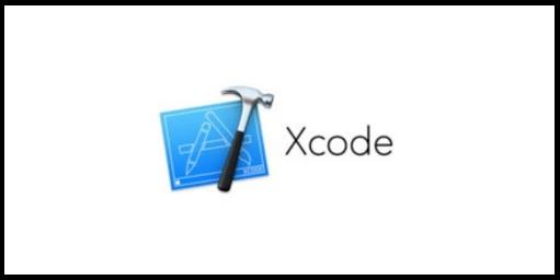 xcode, xcode logo, app development tools, mobile app development tools