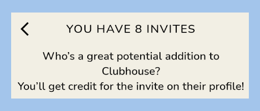 poor-onboarding, create an app like Clubhouse